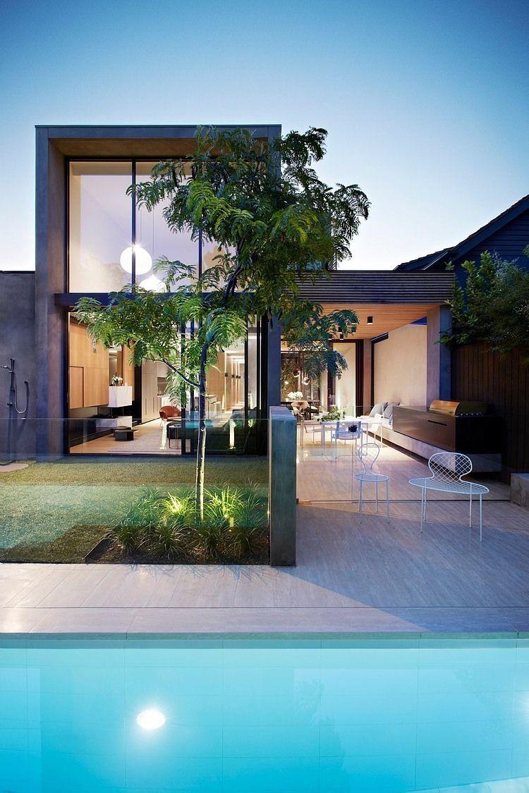 Casas pequenas e modernas arquitetura design de casa for Casa moderna design