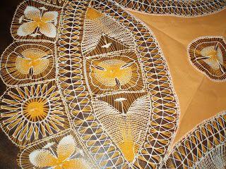 La Casita de Anama: Carpetas de Ñanduti