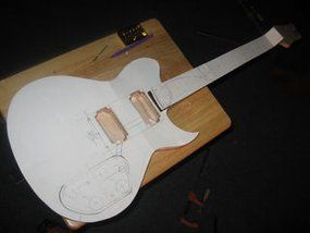 Build Your Own Electric Guitar!