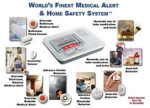 World's Finest Medical Alert & Home Safety System- The Electronic Caregiver.