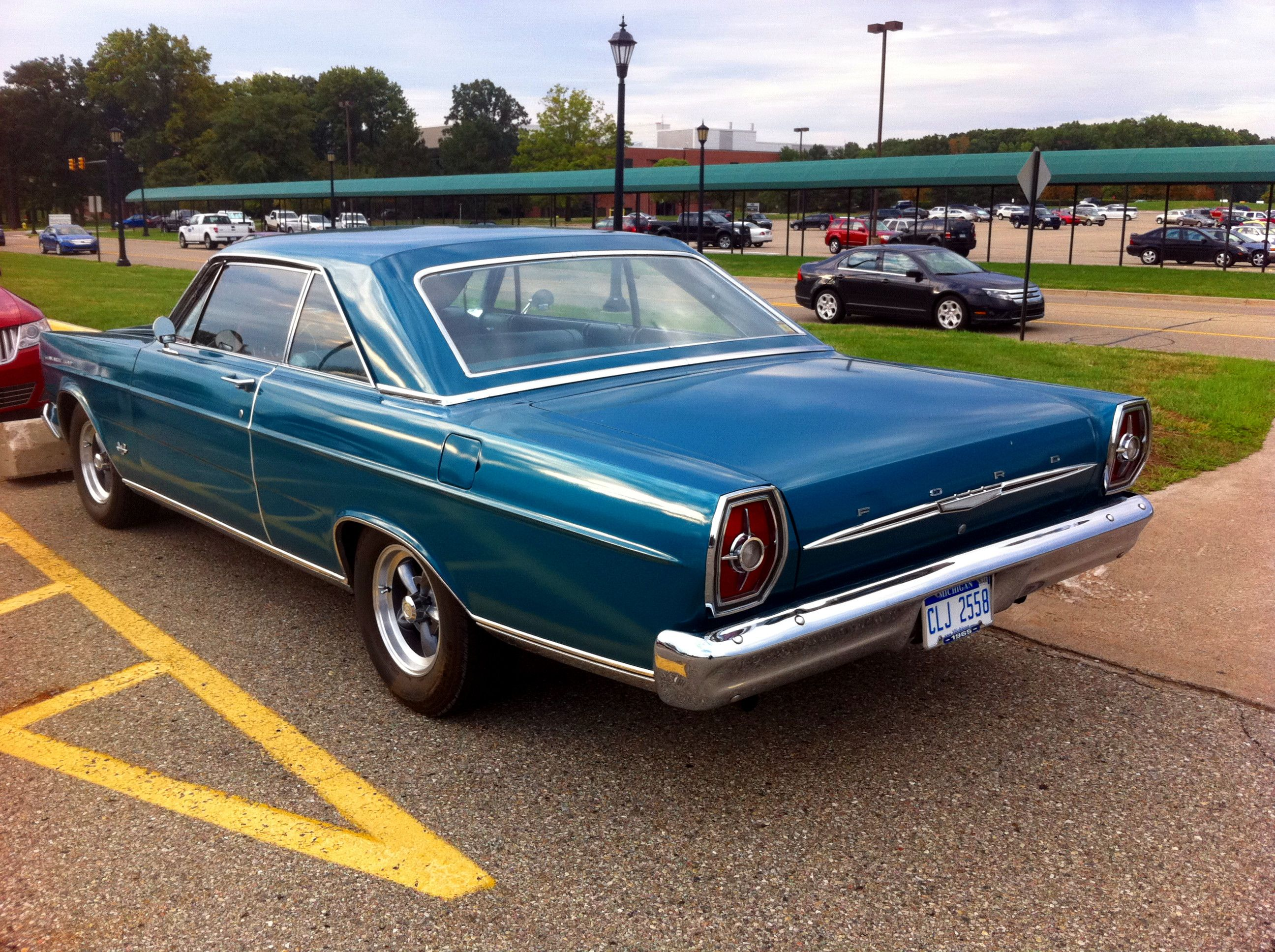 1965 Ford Galaxie 500 With Images