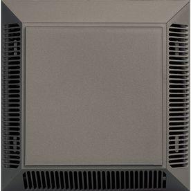 Builders Edge 7 In L Clay Plastic Soffit Vent 140057575008 Builders Edge Exhaust Vent Fiberglass Screen