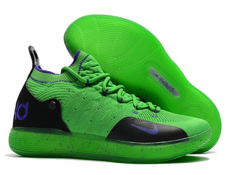 2020 Promotion Limited Nike Kd 11 Green