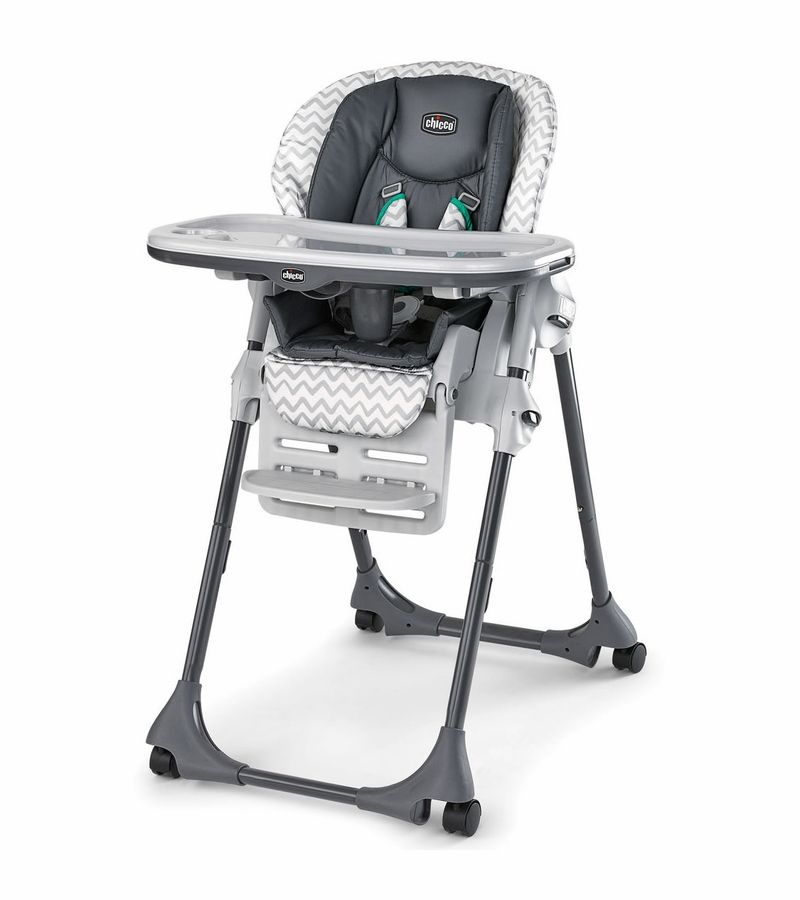 Chicco Polly Double Pad Highchair Empire Best High Chairs