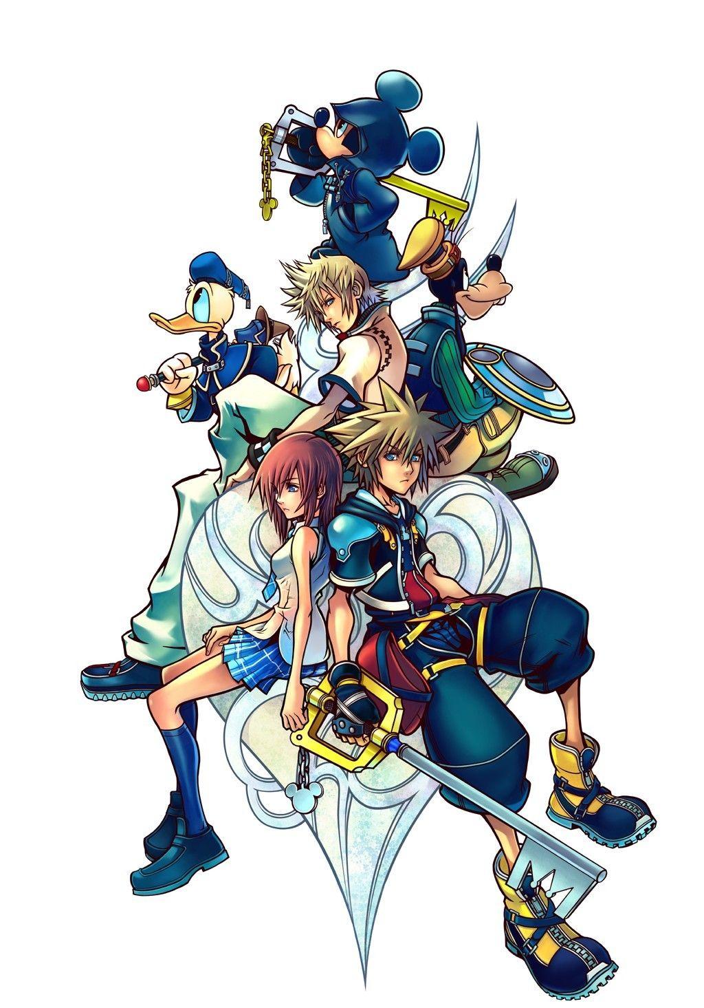 Kingdom Hearts 2 Kingdom Hearts Wallpaper Kingdom Hearts Ii Kingdom Hearts