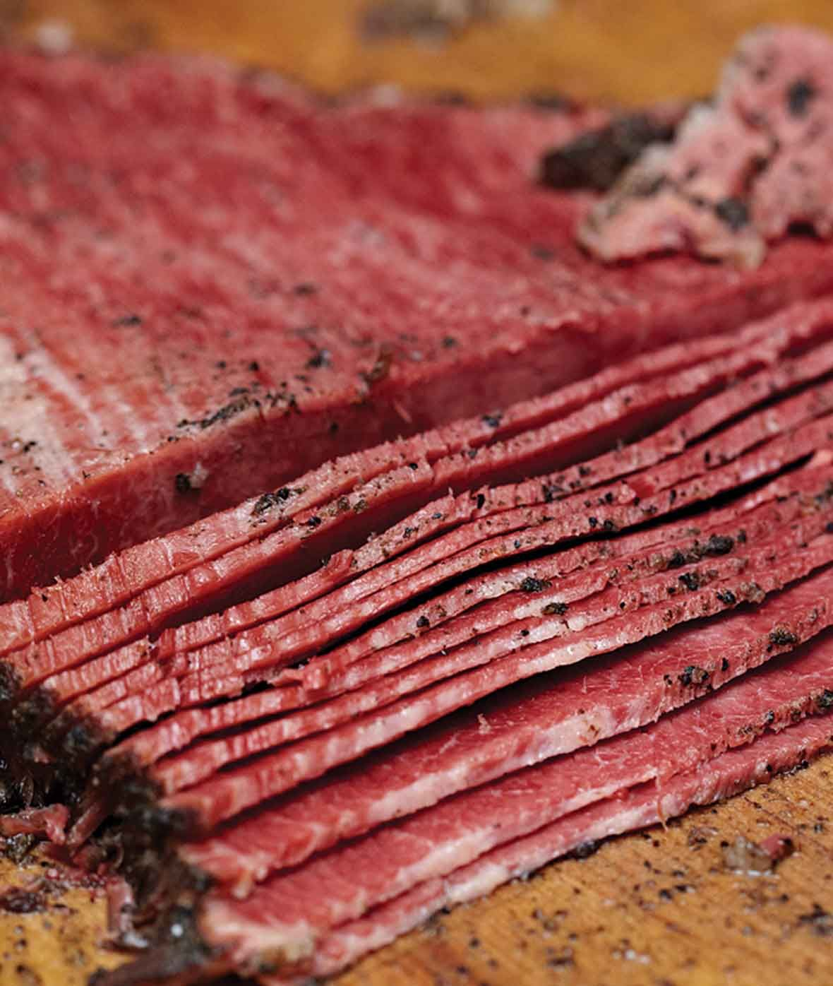 Homemade Pastrami Recipe With Images Smoked Food Recipes Homemade Pastrami Beef Recipes
