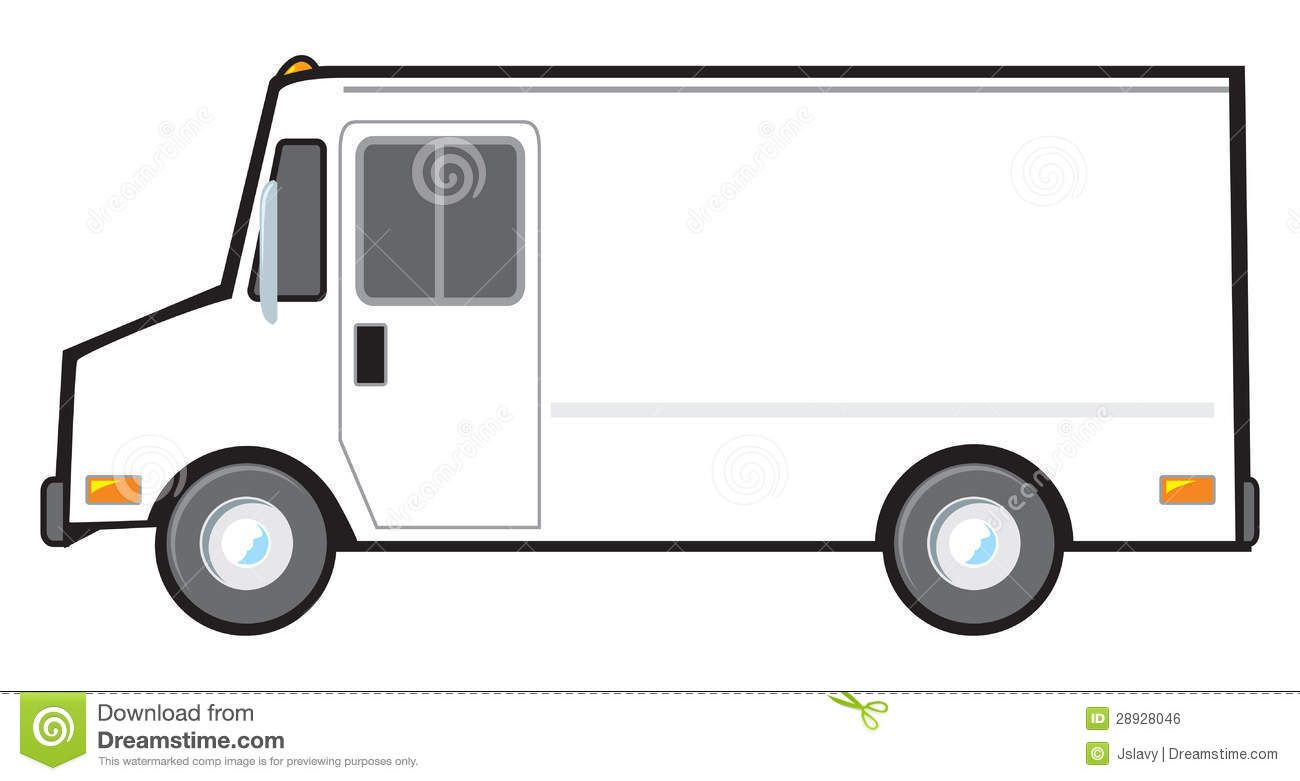 White Delivery Van Download From Over 30 Million High Quality