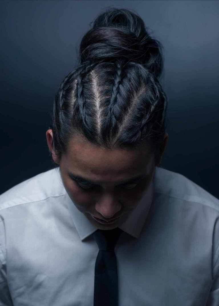 Mens Hairstyles With Braids 15 Unique And Super Cool Ideas Hairdo Hairstyle In 2020 Braid Styles For Men Mens Braids Hairstyles Braids For Long Hair