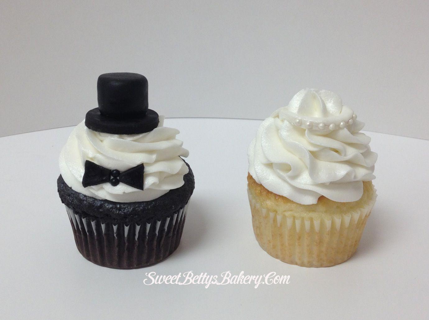 Wedding Cake Cupcake Ideas: Baked Goods & Sweet Treats