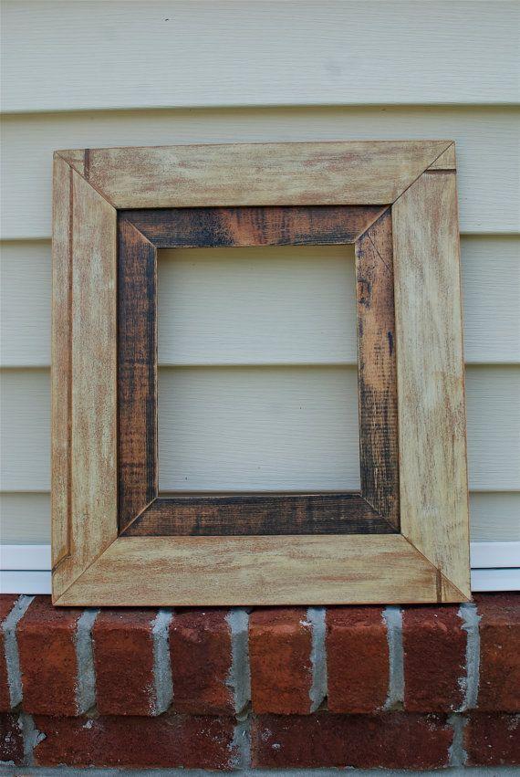 Reaproveite madeira pallet | Molduras e Quadros | Pinterest ...