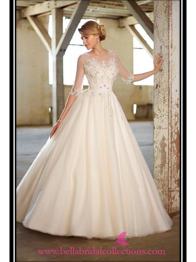 Elegant Classy - Affordable Wedding Gowns, Bella Bridal Collections ...