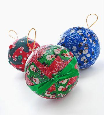 Crazy Christmas Crafter: Mod Podge Rocks! - I Heart Nap Time