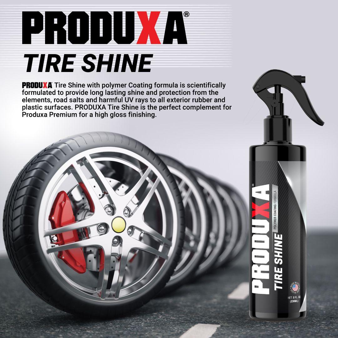 Tire Shine 8oz Tire shine, Car wash soap, Exterior paint