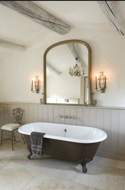 25 Amazing Country Bathroom Designs Bathroom Lighting Pinterest - Country-bathroom