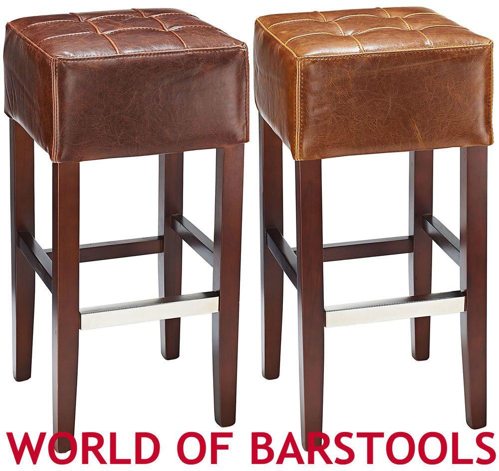 Tan Leather Bar Stools Bar Stools Leather Bar Stools Stool