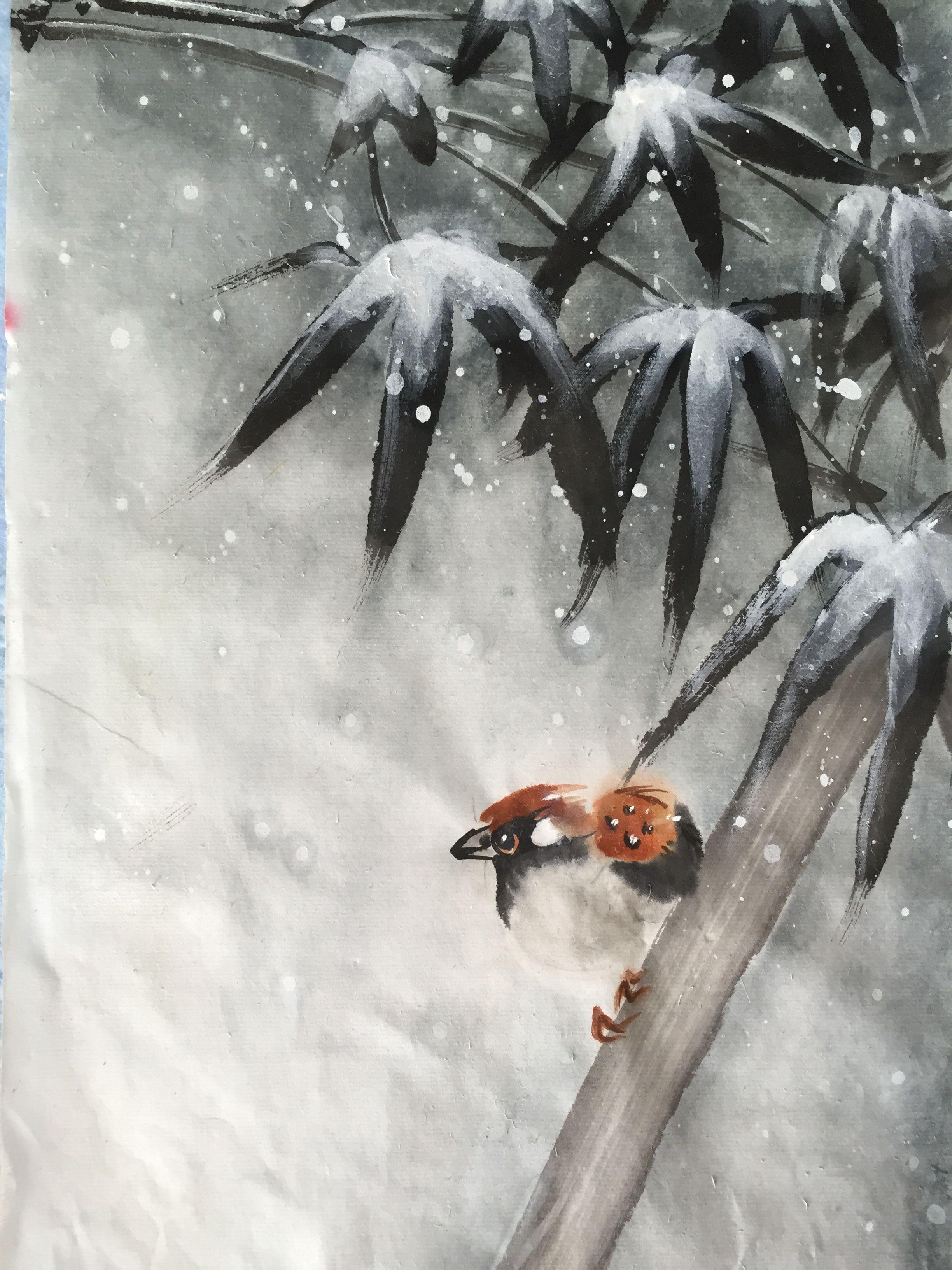 Pin by brenda mendoza on chinese brush painting free