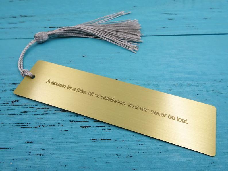 Marcador de cobre personalizado personalizado, Finerprint, escritura a mano, logotipo, cita grabada personalizada del amante del libro, su propio marcador de diseño, marcador de página