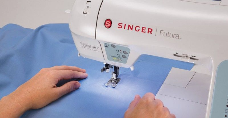 SINGER XL40 Computerized Sewing And Embroidery Machine Review Beauteous Viking 400 Sewing Machine Review