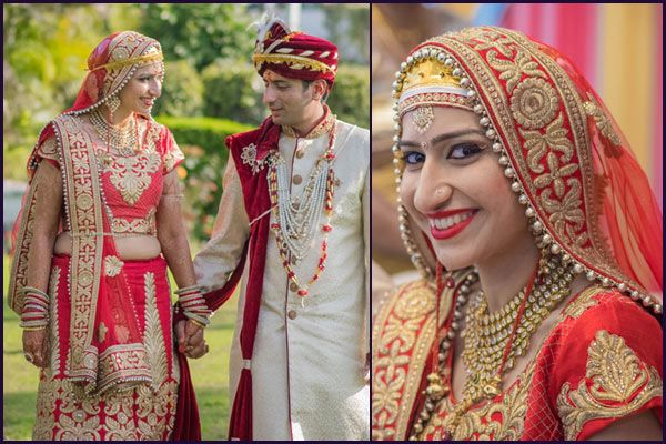 Take A Look At Traditional Wedding Outfits From Around The: 17 Traditional Bridal Looks From Different Cultures Of