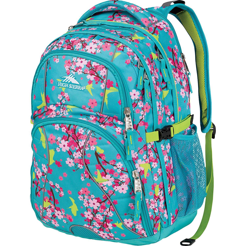 high sierra swerve laptop backpack womens ebags i love