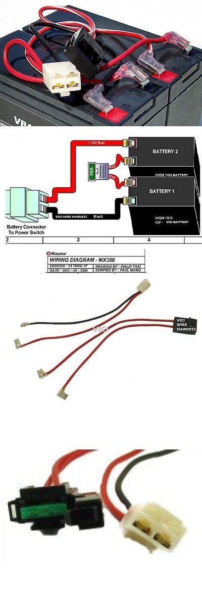 Razor Pocket Mod Wiring Diagram | Wiring Diagram Liries on