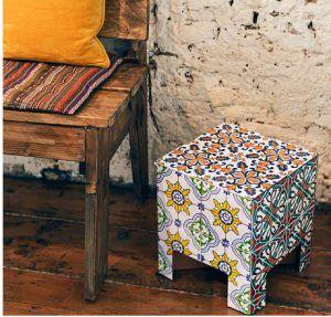dutch-design-chair-spanish-tiles-ruimschoots-zwangerschapsmode