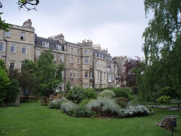 Garden in Bath