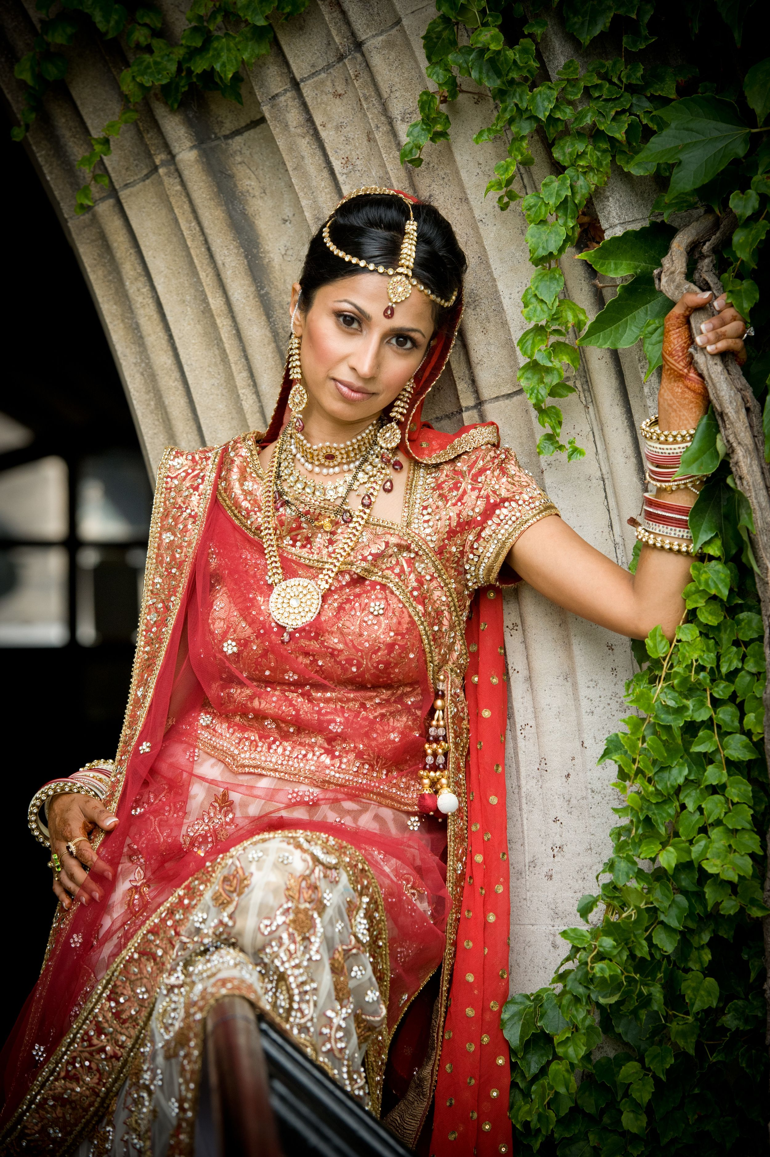 On Site Bridal South Asian Bridal Hair And Makeup Team