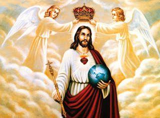 Pragnę Jezusa Chrystusa na Króla Polski i wszystkich narodów!