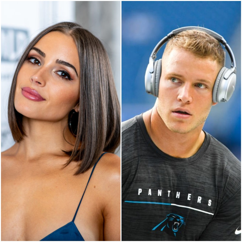 Christian Mccaffrey And Olivia Culpo A Look At Their Relationship Timeline National Football League N In 2020 Christian Mccaffrey Nfl News Sports Illustrated Models