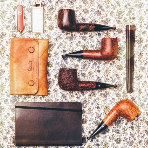 "smokingpipes-com: "" Everyday Carry 8/21/15 Ted Swearingen, Chief Operating Officer """