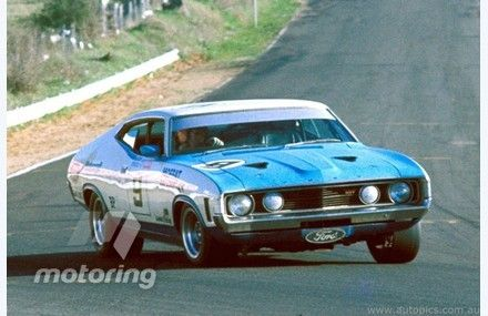 Bathurst 1000 The Superstar 70s Muscle Cars Touring Car Racing Aussie Muscle Cars