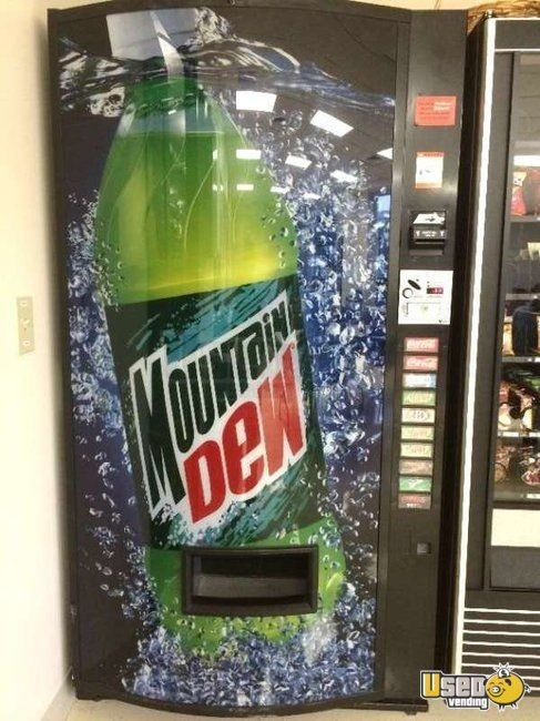 Vendo 511 Used Soda Vending Machine For Sale In Pennsylvania Vending Machines For Sale Soda Vending Machine Vending Machine