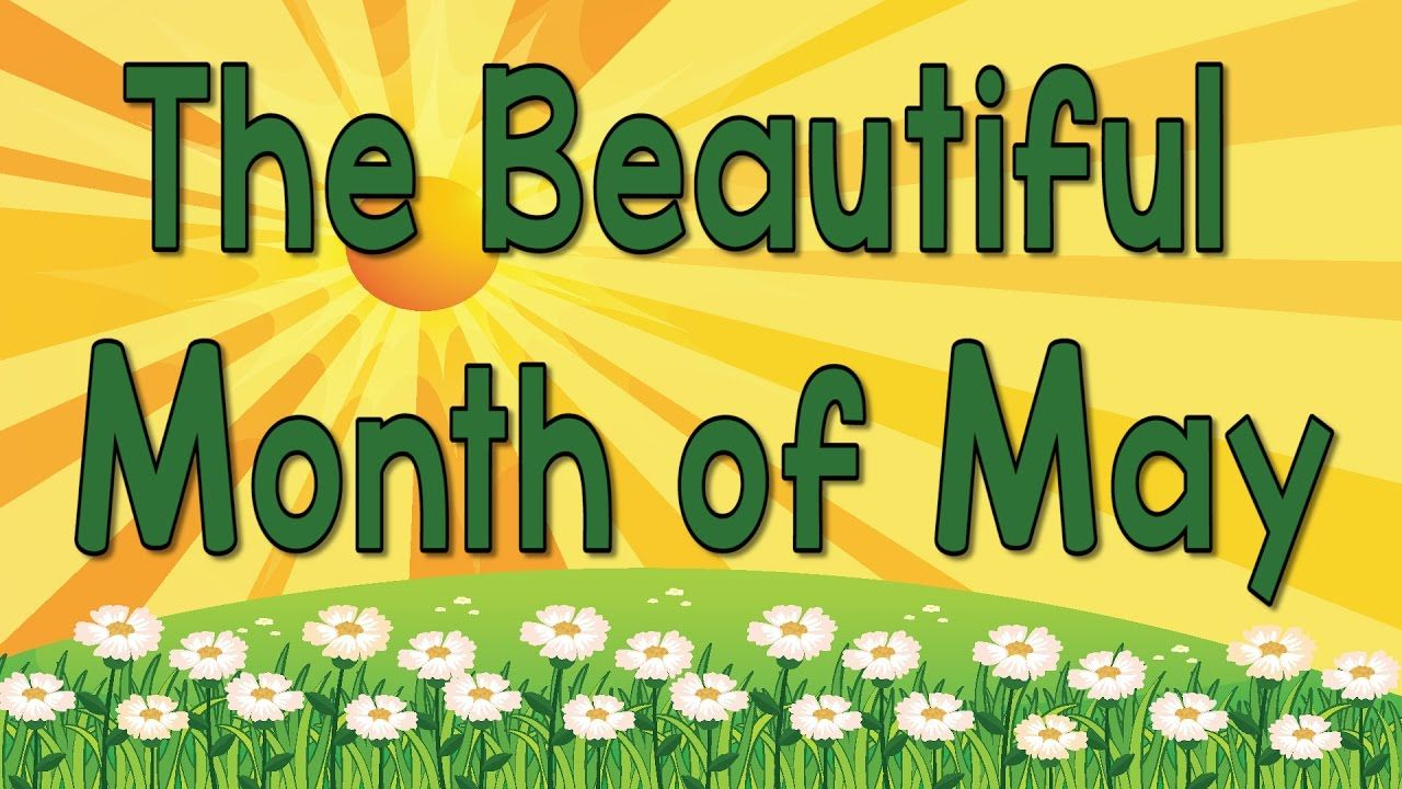 The Beautiful Month of May | Song of the Month | Jack Hartmann ...