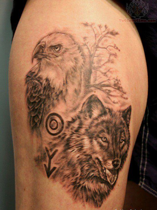 Wildlife Tattoos Page 20 Wildlife Tattoo Animal Tattoos Wolf Tattoos