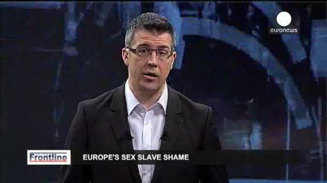 La exclavitud sexual, una vergüenza para Europa