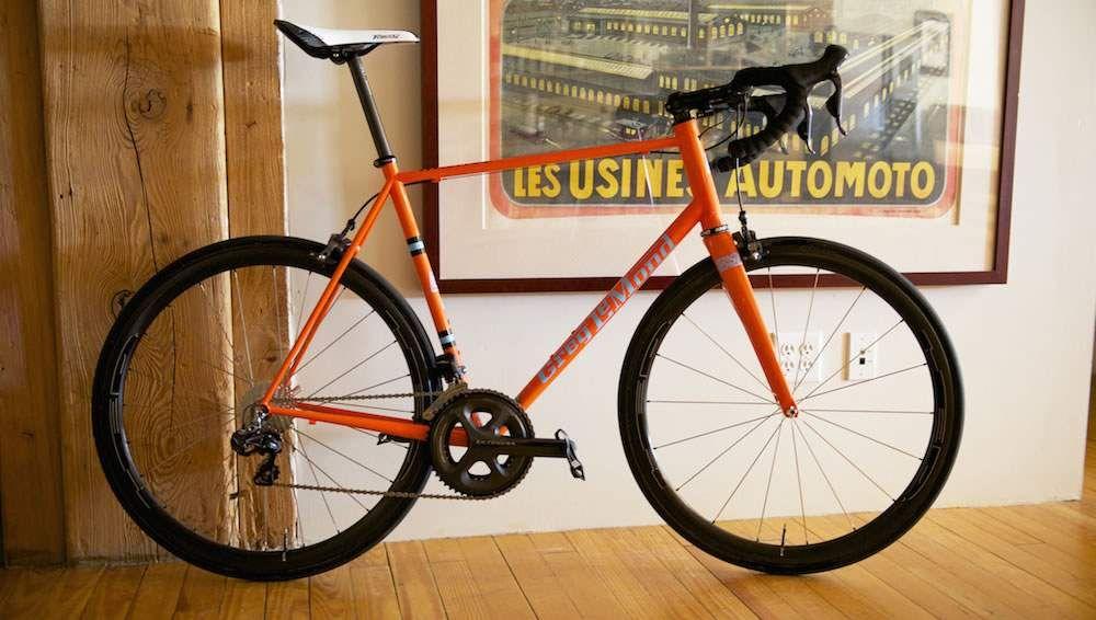 A Steel Beauty From Greg Lemond Washoe Steel Bike Bike Builder