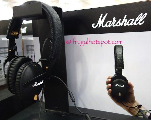 Marshall Monitor Headphones. #Costco #FrugalHotspot