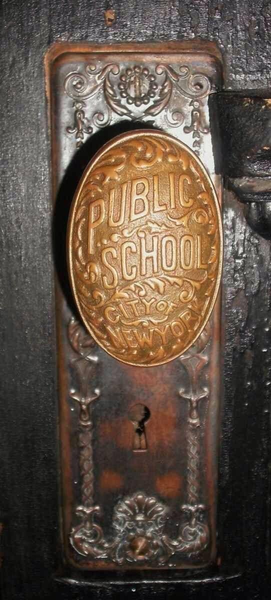 Pin On Door Handles And Knockers