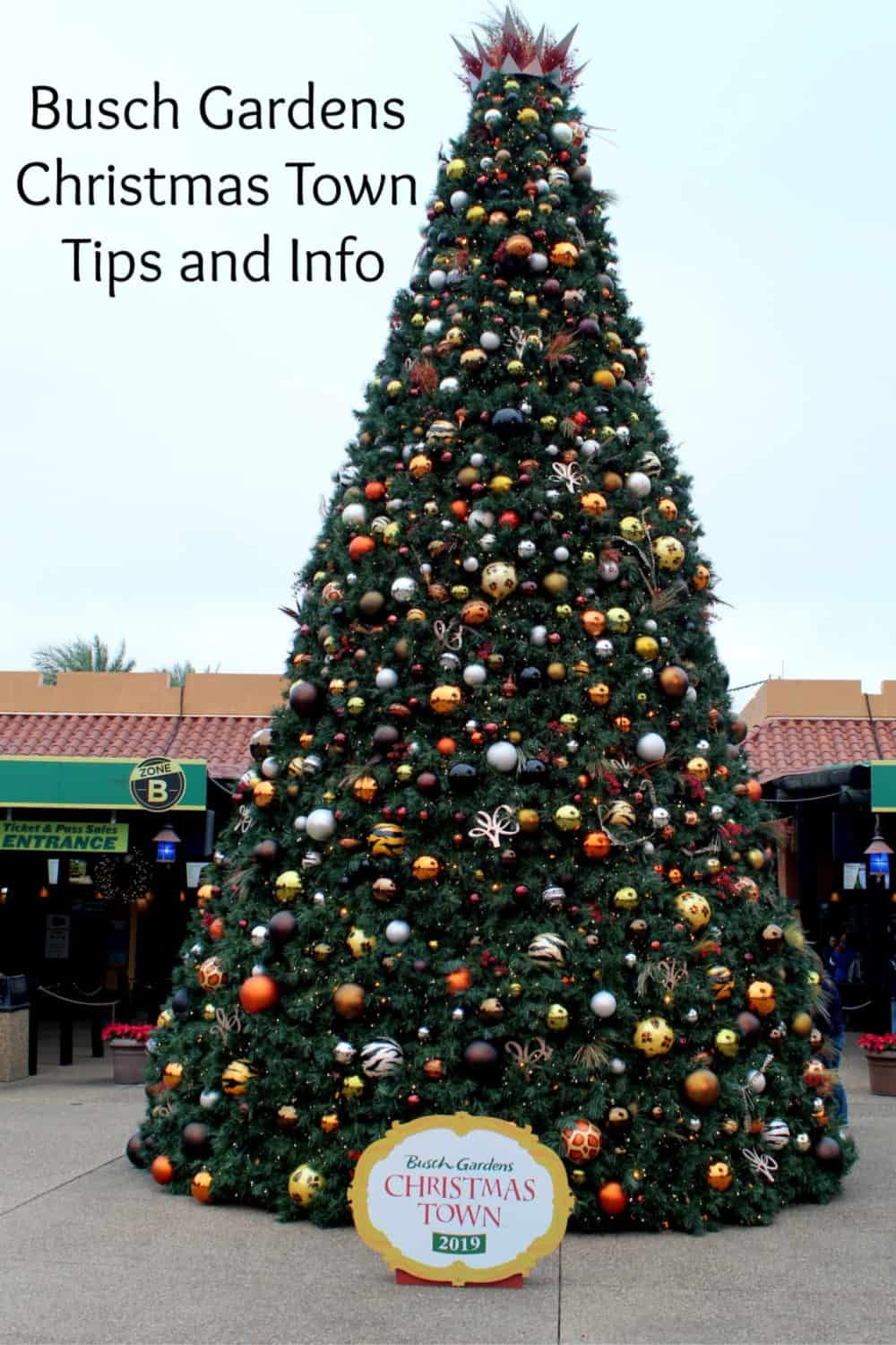877d03dccc7923c2a799c04145260dce - Tips For Christmas Town Busch Gardens