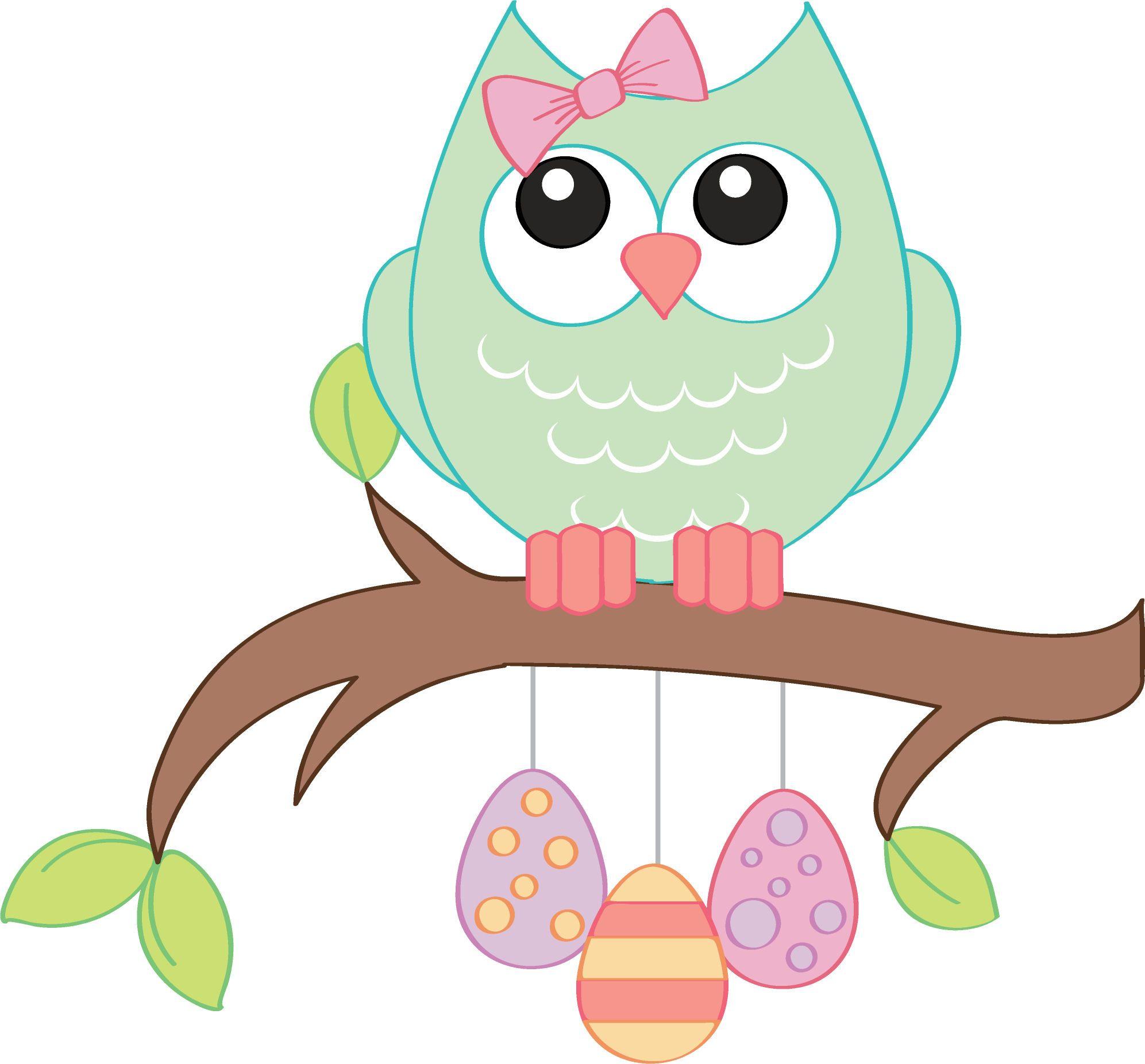 Easter Owl Imagem Coruja Desenhos De Apliques E Aplique De Coruja