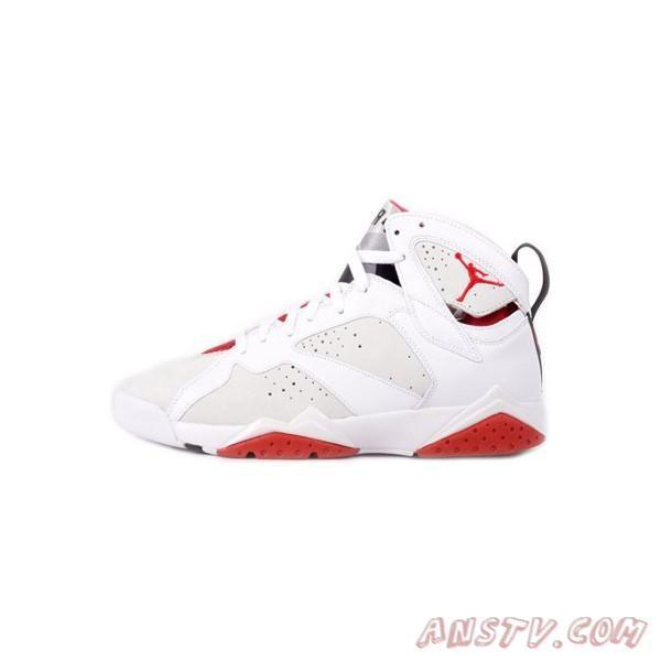 low price 90994 0d675 ... usa 2014 new air jordan homme air jordan retro hommes 7 noir gris rouge  e3727 86717
