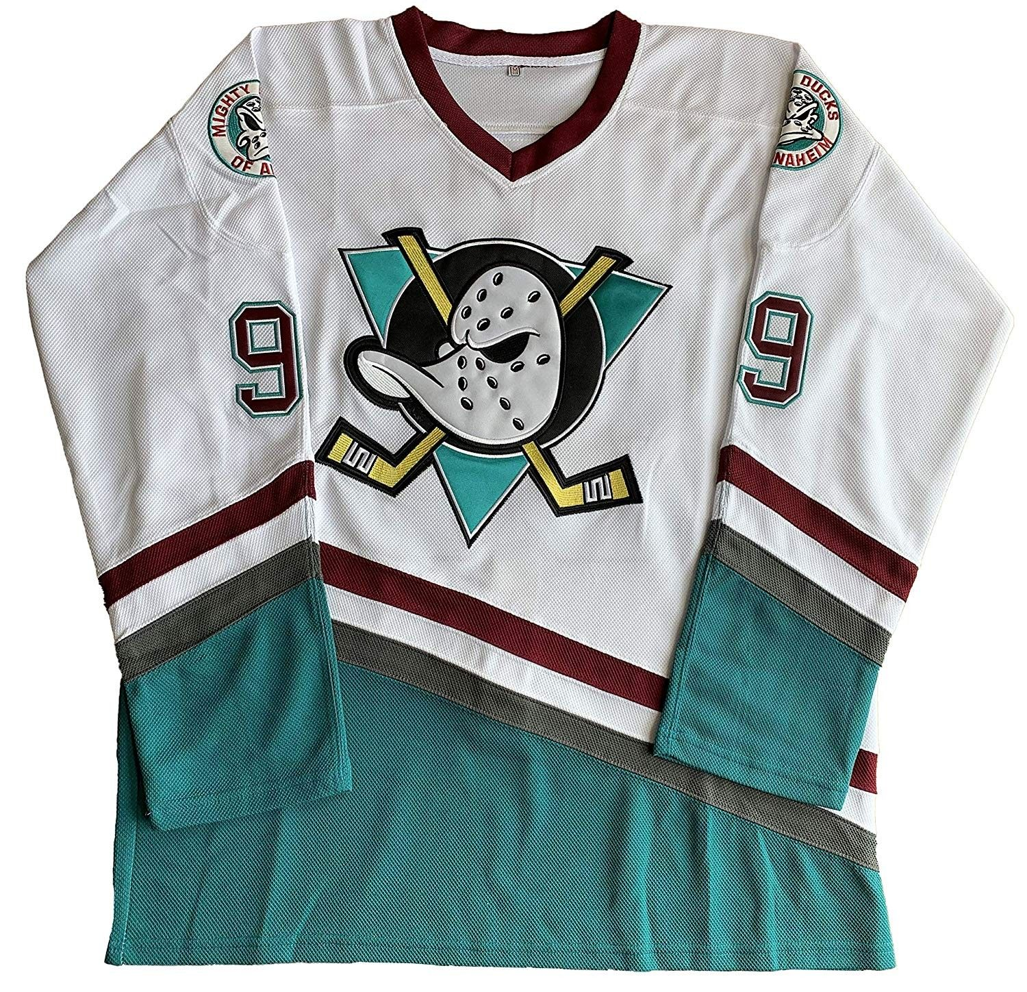 Charlie conway 96 mighty ducks adam banks 99 movie ice