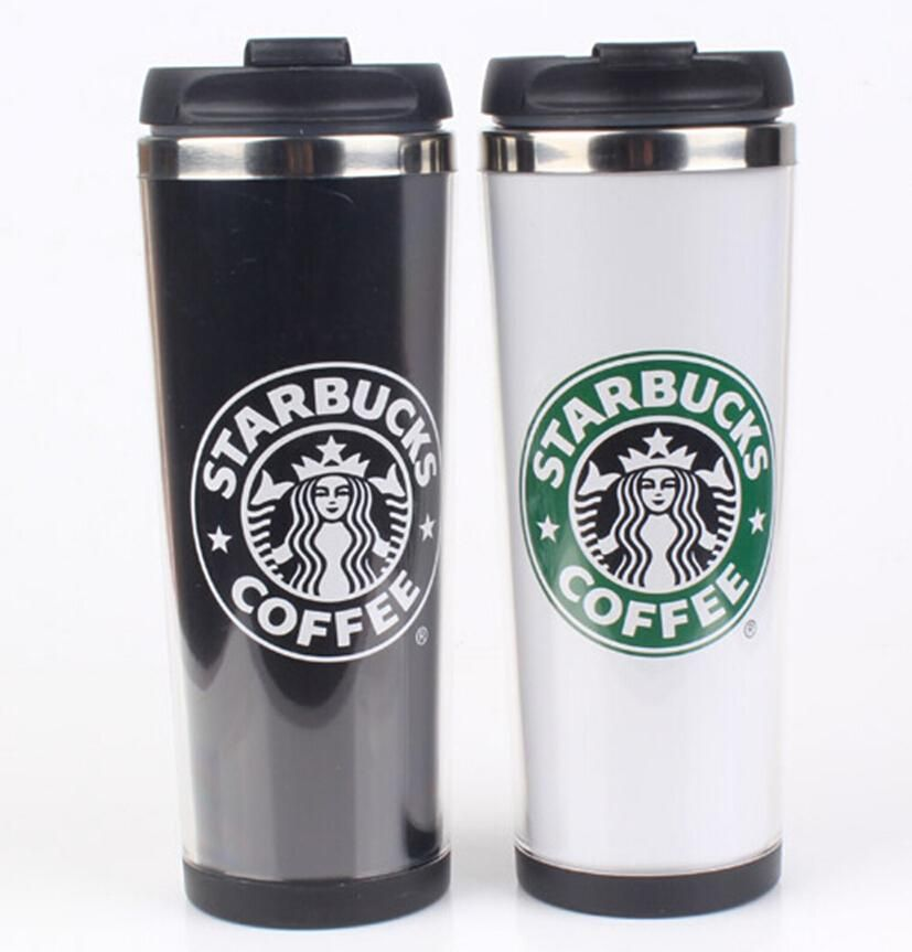 Starbucks Double Wall Stainless Steel Mug Flexible Cups ...