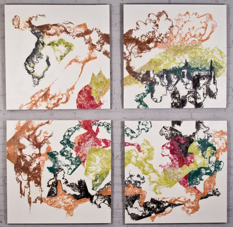 "Saatchi Online Artist: Jared Plock; Paper 2011 Collage ""Window Pain"""