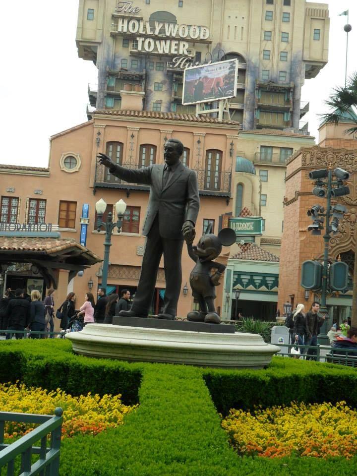 Walt Disney Studios Disneyland Paris O Disneyland Paris O