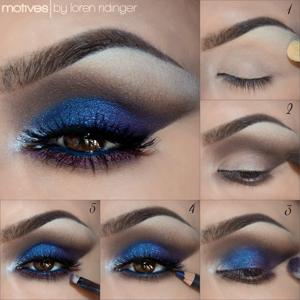 Discussion on this topic: Bluetiful Christmas Makeup Tutorial, bluetiful-christmas-makeup-tutorial/