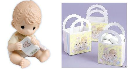 Precious Moment Baby Shower Favors Baby Shower Baby