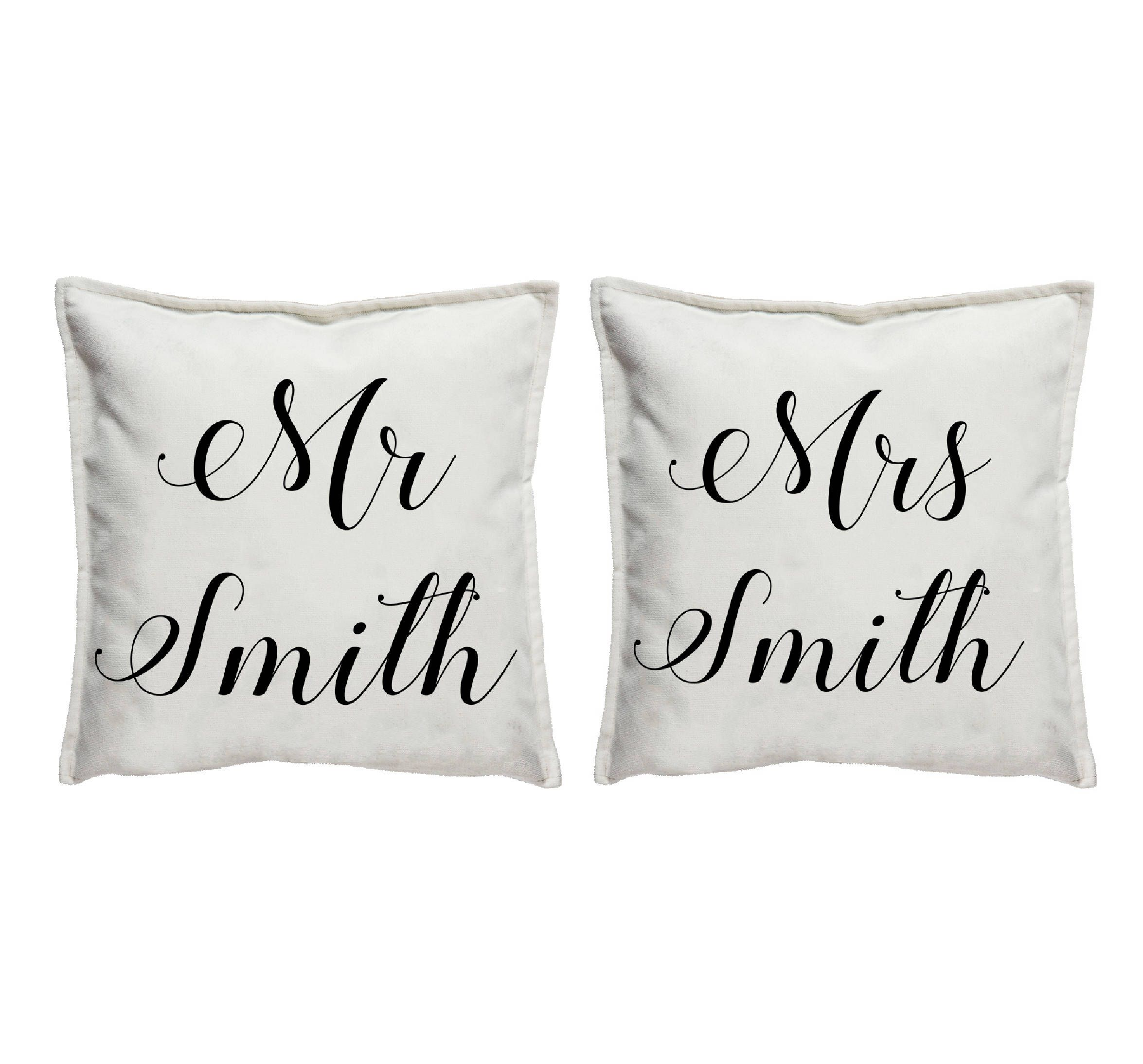 pillows embroidery baby rmr monogrammed block personalized custom lettering pillow