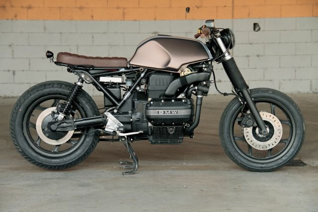 bmw k75 tatankamoto simisura ~ return of the cafe racers